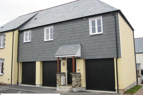 2 bedroom garage to rent - Treclago View, Camelford