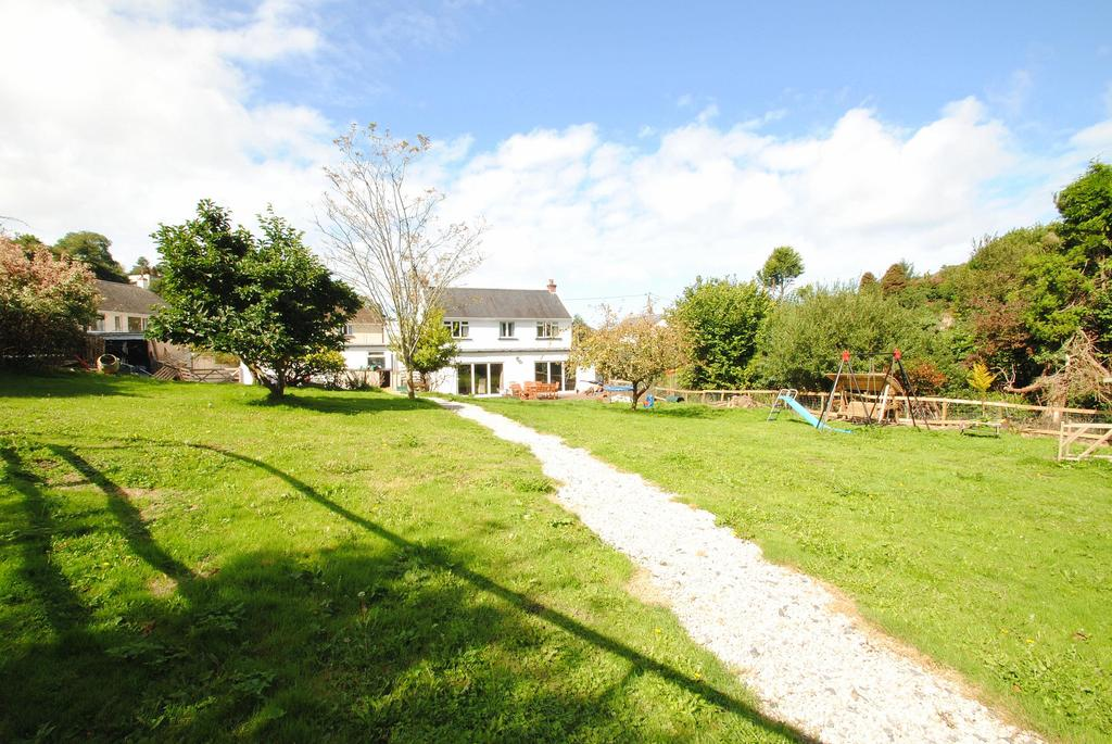 4 Bedrooms Detached House for sale in Rows Lane, Combe Martin