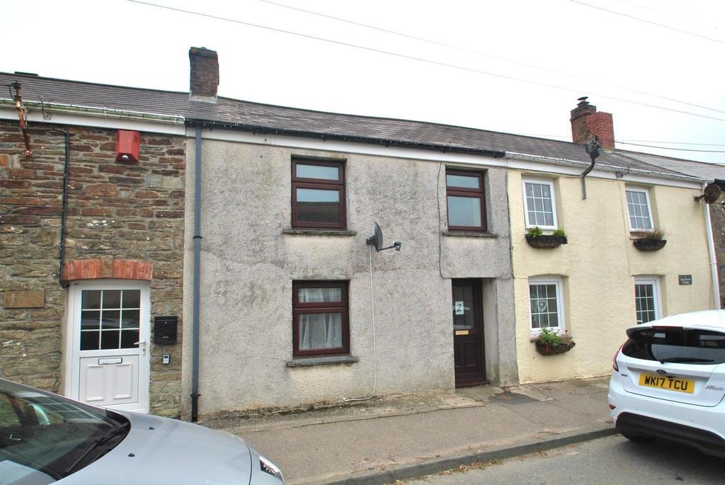1 Bedroom Terraced House for sale in Churchtown, Cubert