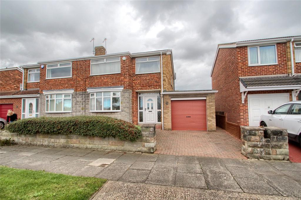 3 Bedrooms Semi Detached House for sale in Bader Avenue, Thornaby