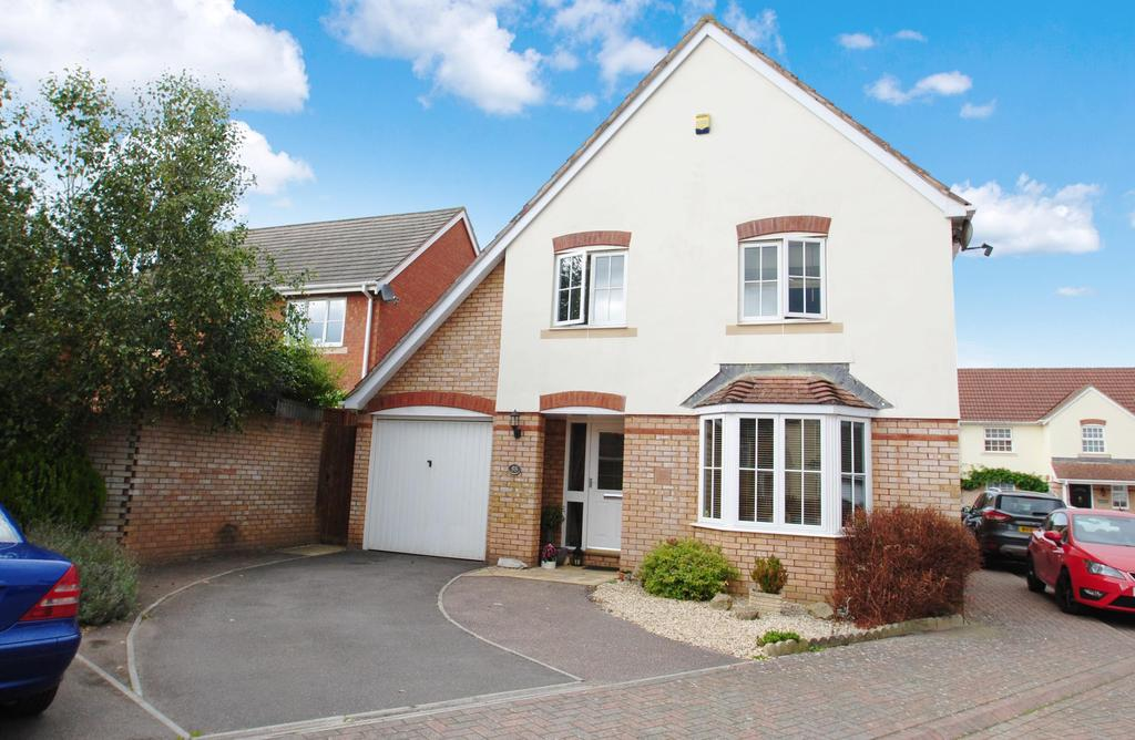 4 Bedrooms Detached House for sale in Summerleaze Crescent, Taunton