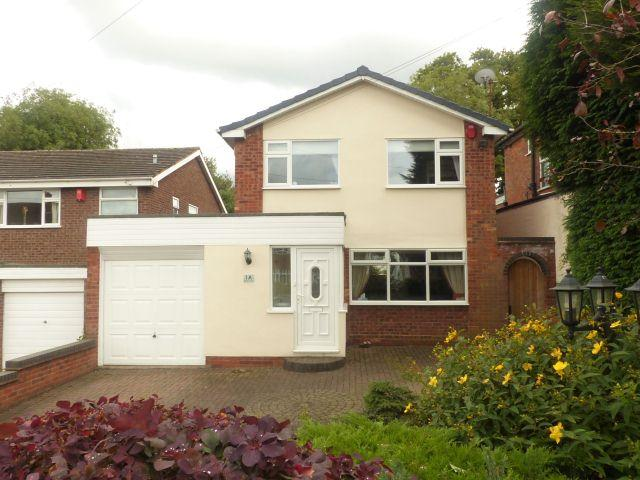3 Bedrooms Detached House for sale in Bickley Avenue,Four Oaks,Sutton Coldfield
