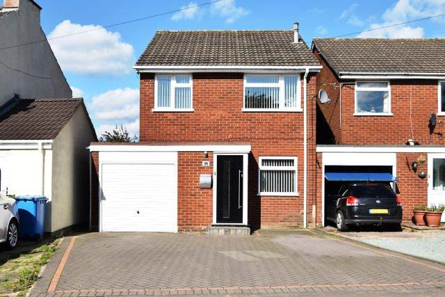 3 Bedrooms Detached House for sale in Bentons Lane,Great Wyrley,Staffordshire