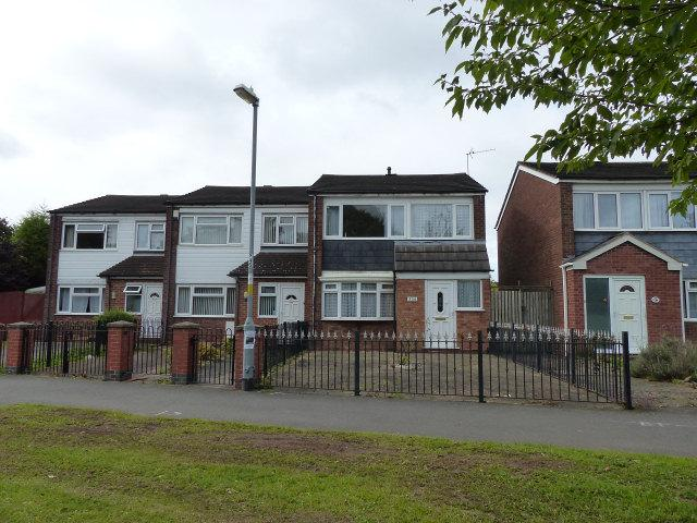 3 Bedrooms End Of Terrace House for sale in Farnborough Road,Castle Vale,Birmingham