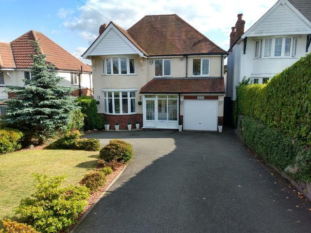 4 Bedrooms Detached House for sale in Foley Road West,Streetly,Sutton Coldfield