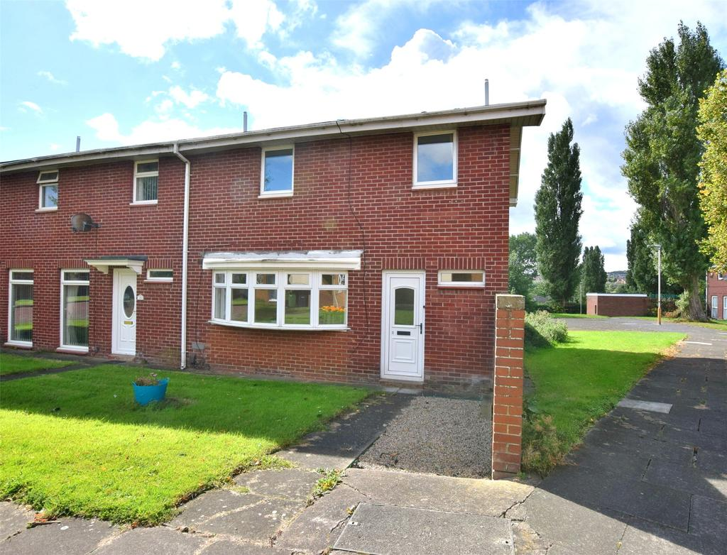 3 Bedrooms End Of Terrace House for sale in Racecourse Estate