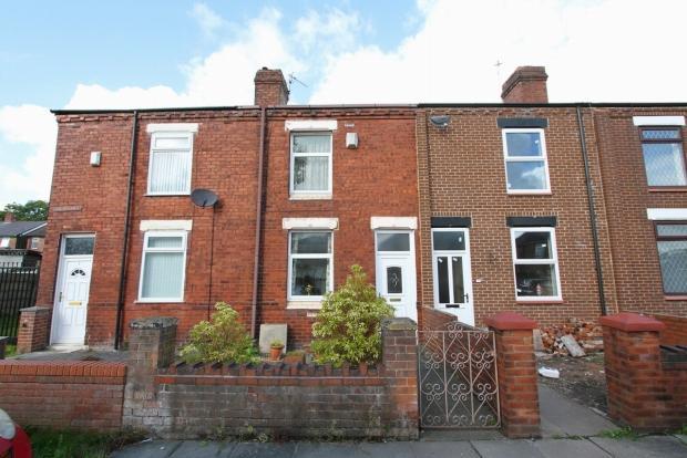 2 Bedrooms Terraced House for sale in Laburnam Street Ashton In Makerfield Wigan