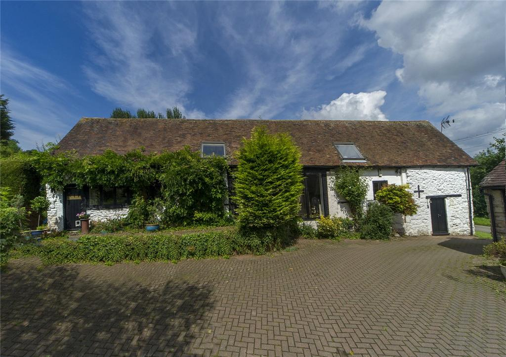 4 Bedrooms Barn Conversion Character Property for sale in Underton, Bridgnorth, Shropshire