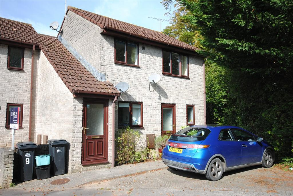 1 Bedroom Apartment Flat for sale in Cheddar Fields, CHEDDAR, Somerset, BS27
