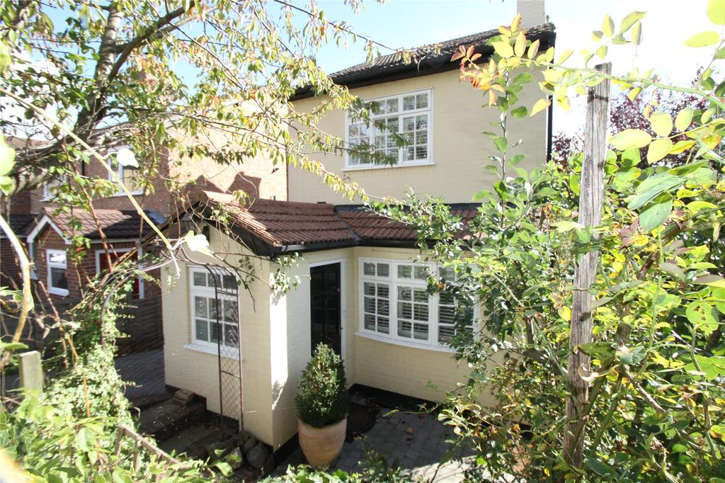 3 Bedrooms Detached House for sale in St. James's Road, Sevenoaks, Kent