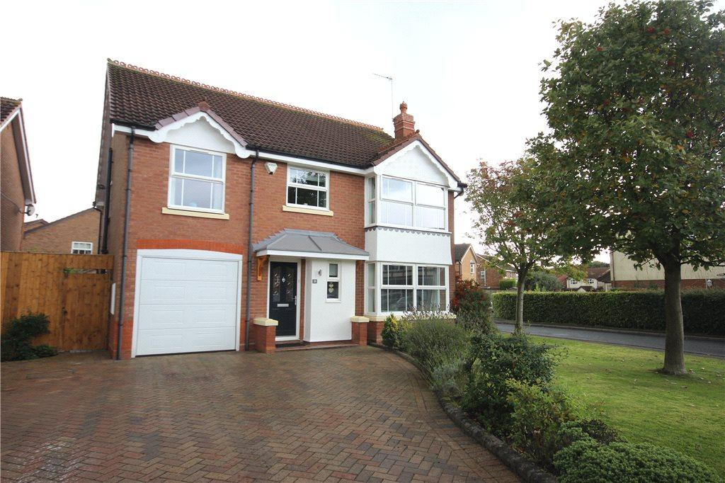 5 Bedrooms Detached House for sale in Redbrooks Close, Solihull, West Midlands, B91