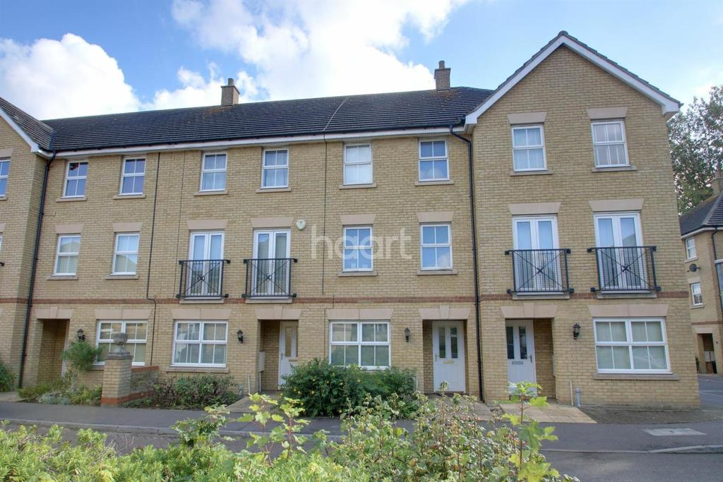 4 Bedrooms Terraced House for sale in Rowan place, Colchester