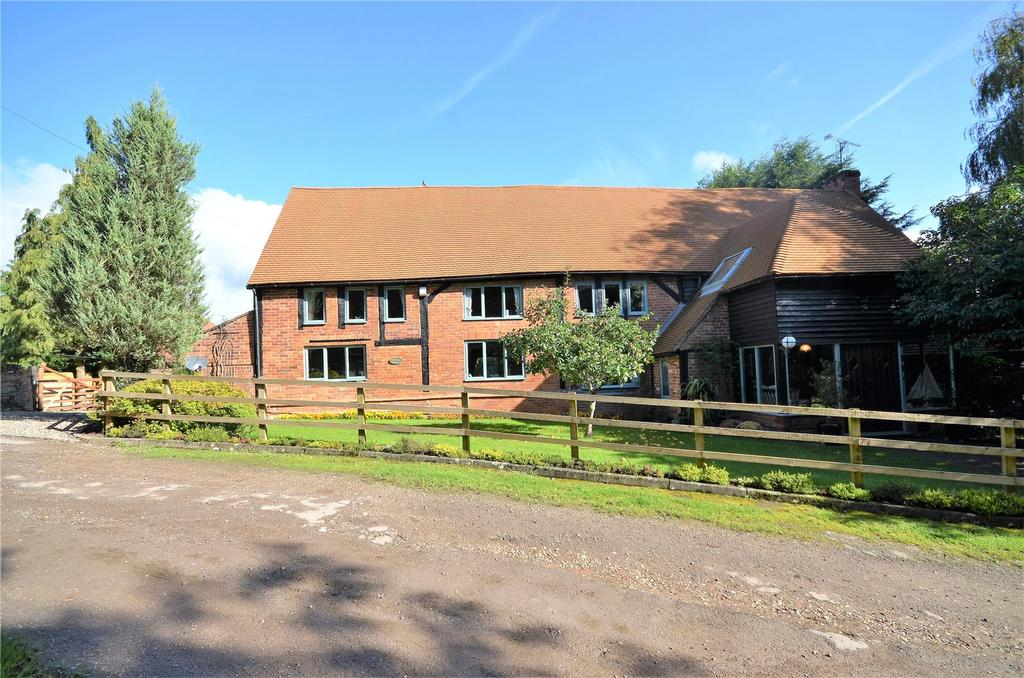 5 Bedrooms Barn Conversion Character Property for sale in Clay Hill, Beenham, Reading, RG7