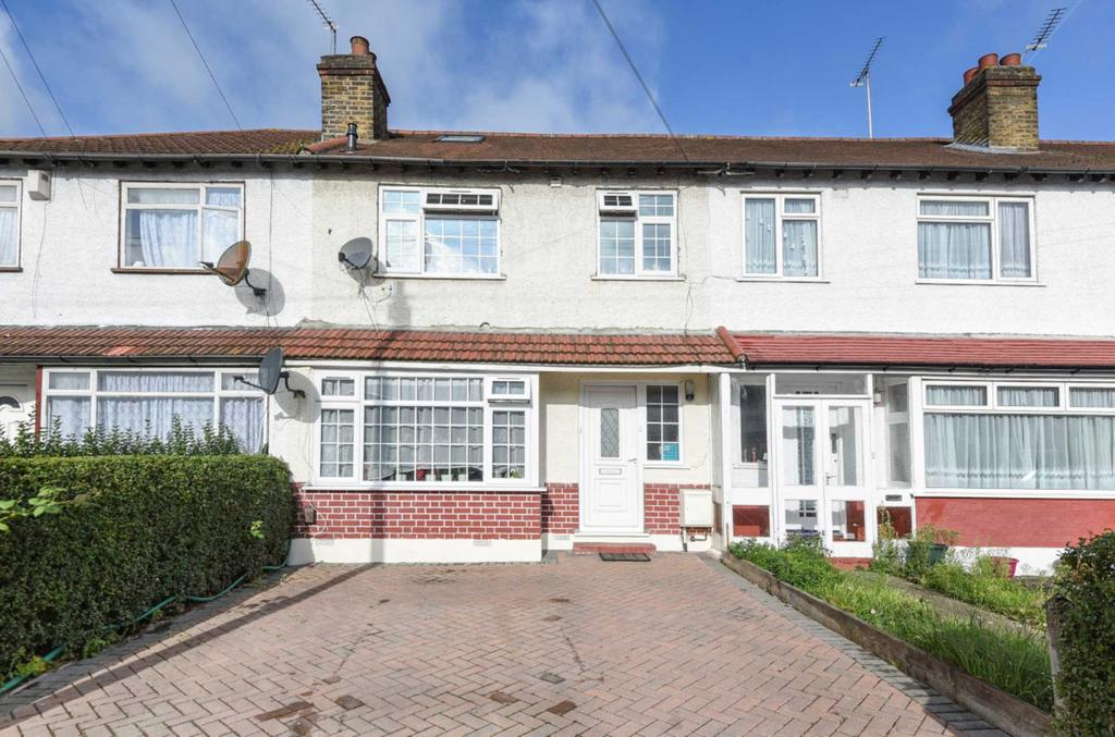 2 Bedrooms Maisonette Flat for sale in Westbourne Road, Hillingdon