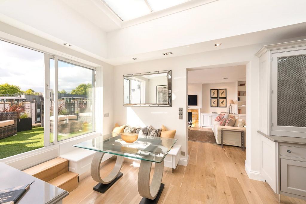 2 Bedrooms Penthouse Flat for sale in Ennismore Gardens, Knightsbridge, London, SW7