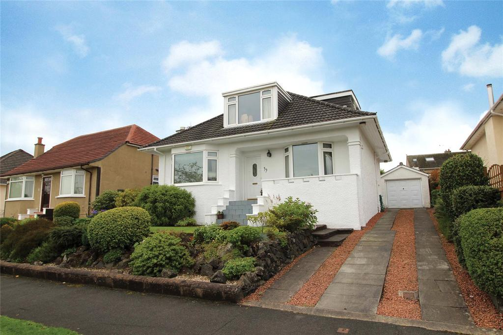 3 Bedrooms Detached Bungalow for sale in Keystone Quadrant, Milngavie
