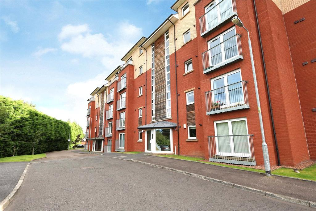 2 Bedrooms Apartment Flat for sale in 2/1, Randolph Gate, Broomhill, Glasgow
