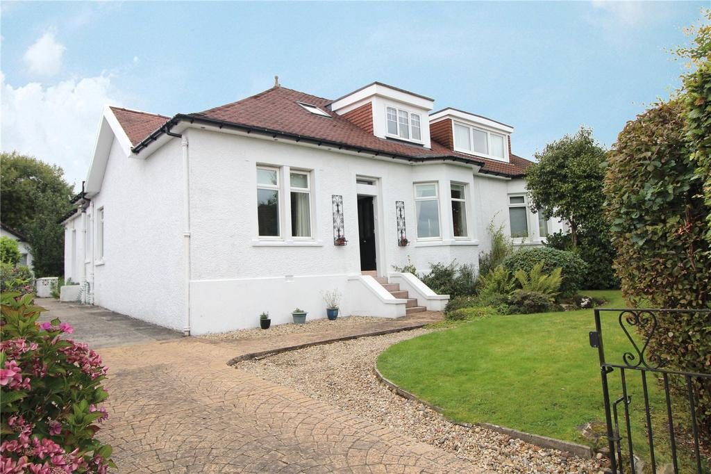 4 Bedrooms Detached House for sale in Kessington Road, Bearsden, Glasgow