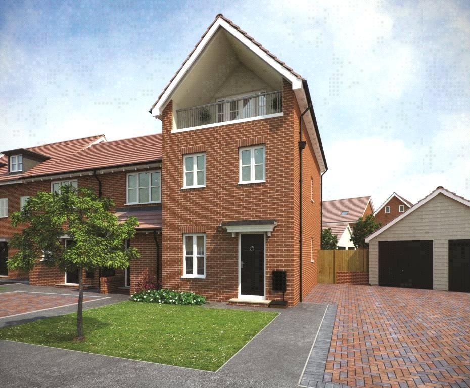 3 Bedrooms Semi Detached House for sale in PLOT 37 ESHTON PHASE 1, Navigation Point, Cinder Lane, Castleford