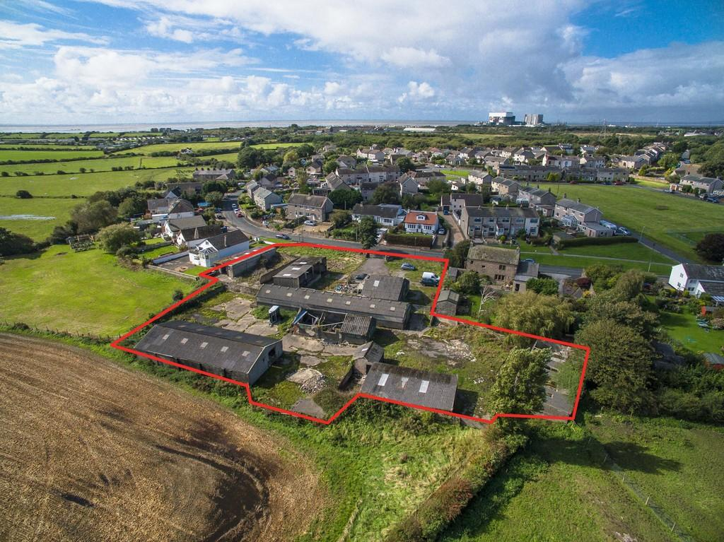 Land Commercial for sale in Development Opportunity at Woodburn Farm, Low Road, Middleton, Morecambe, Lancashire