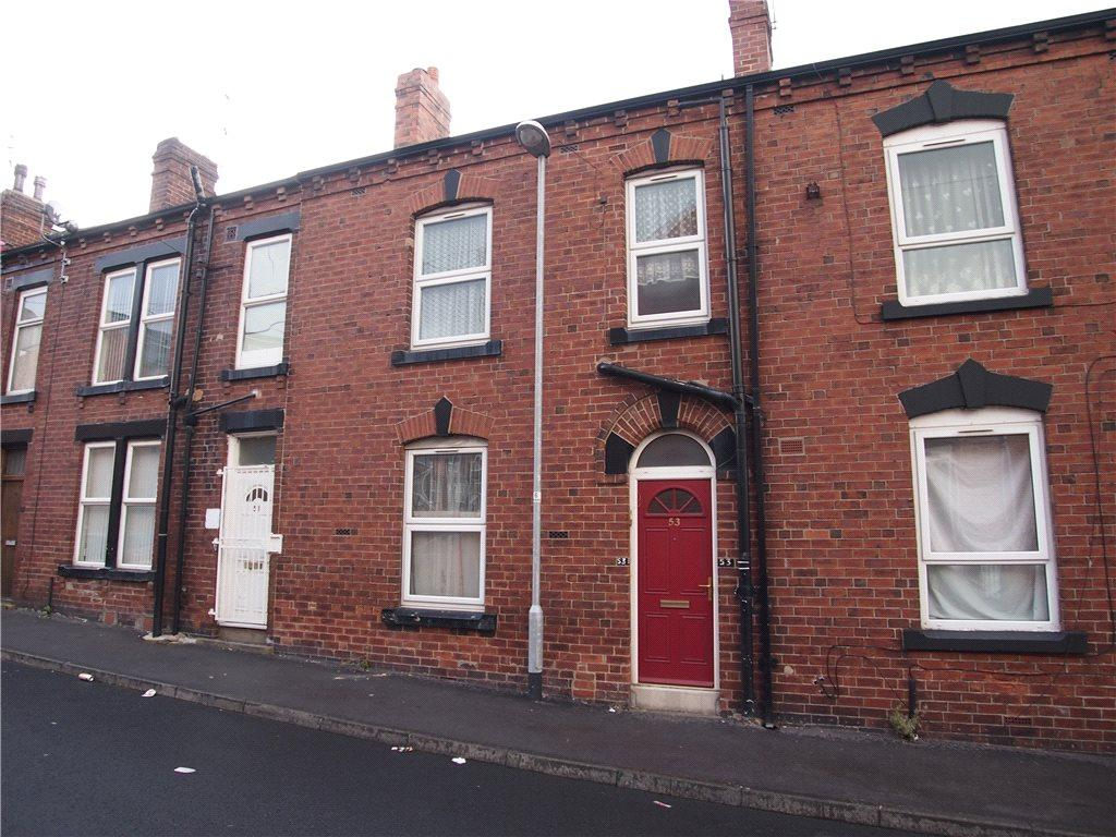 3 Bedrooms Terraced House for sale in Wickham Street, Leeds, West Yorkshire