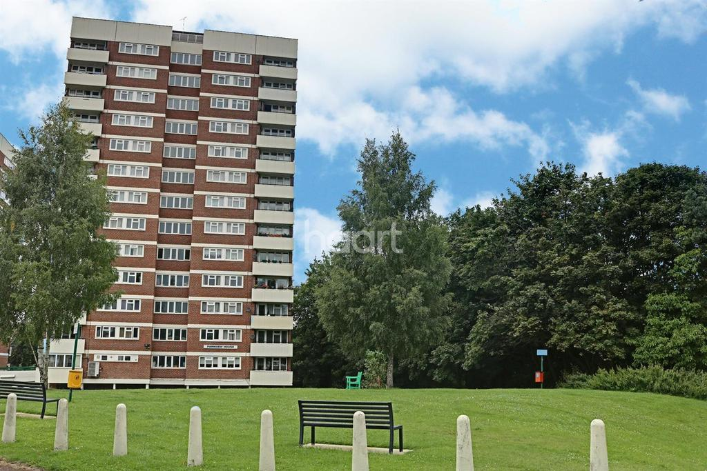 2 Bedrooms Flat for sale in PARKVIEW HOUSE