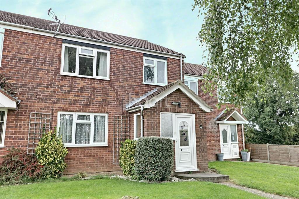3 Bedrooms Terraced House for sale in Hellesdon