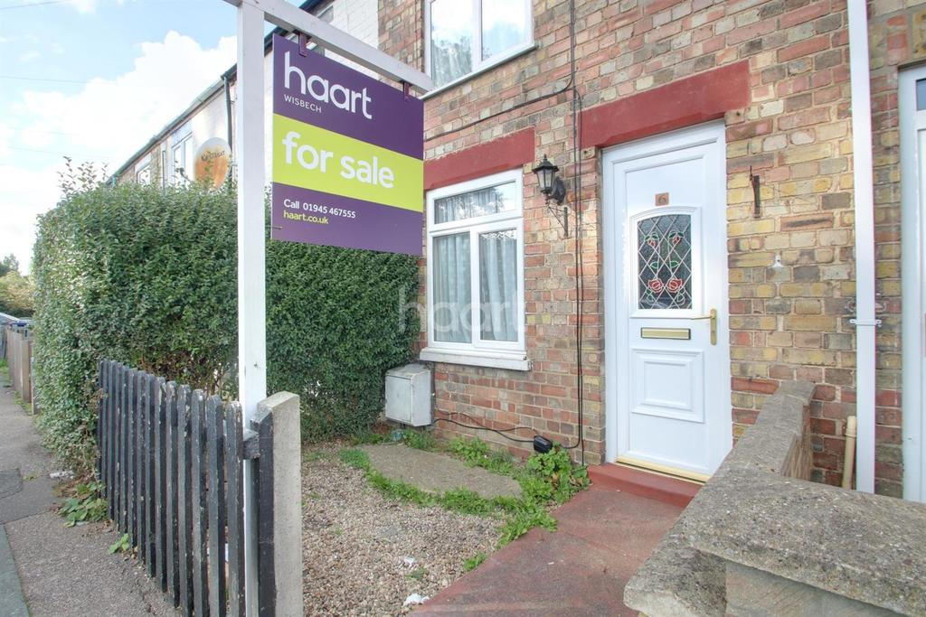 3 Bedrooms Terraced House for sale in River Terrace, Wisbech