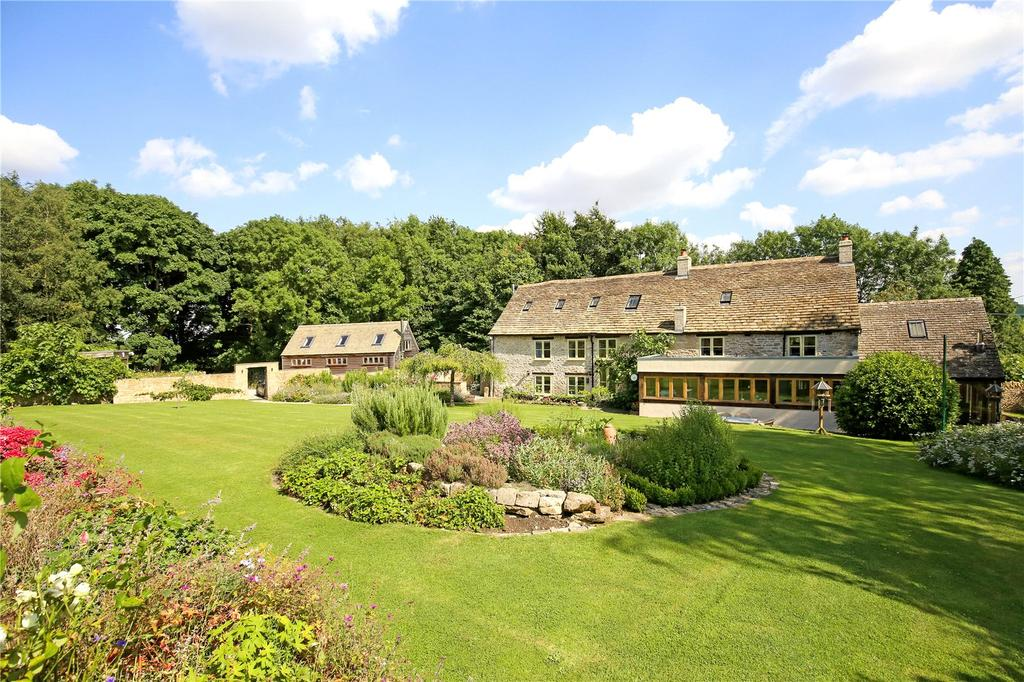 5 Bedrooms Detached House for sale in Tickmorend, Horsley, Stroud, Gloucestershire