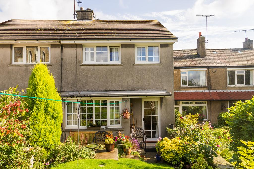 3 Bedrooms Terraced House for sale in 7 Wood View, Burton in Lonsdale, LA6 3JT