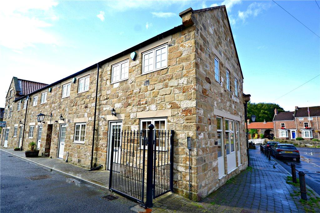 2 Bedrooms End Of Terrace House for sale in Bridge Street Mews, Great Ayton, North Yorkshire