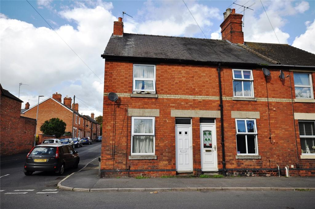 3 Bedrooms End Of Terrace House for sale in Saxby Road, Melton Mowbray, Leicestershire