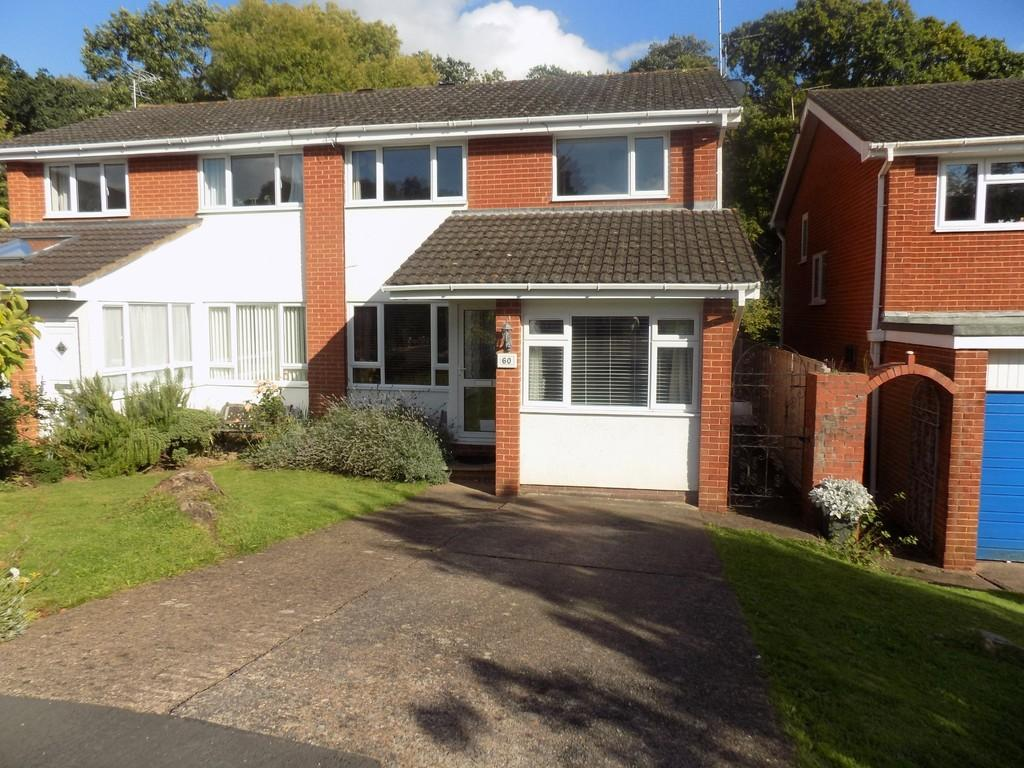 4 Bedrooms Semi Detached House for sale in Meadow View Road, Exmouth