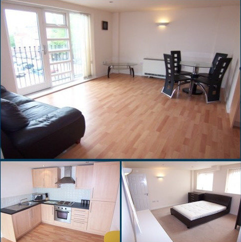 2 bedroom apartment to rent - The Royal Salford