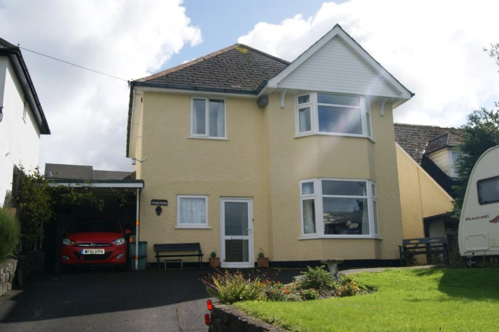 3 Bedrooms Detached House for sale in Crediton Road, Okehampton