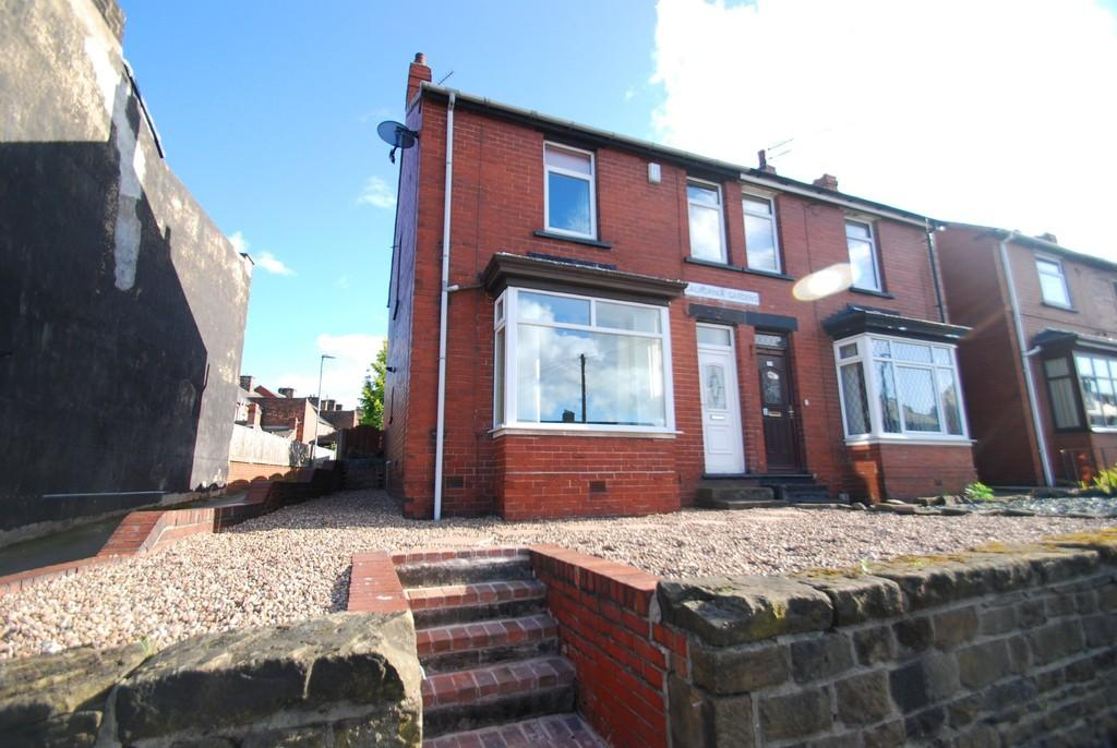 3 Bedrooms Semi Detached House for sale in California Gardens, Barnsley S70