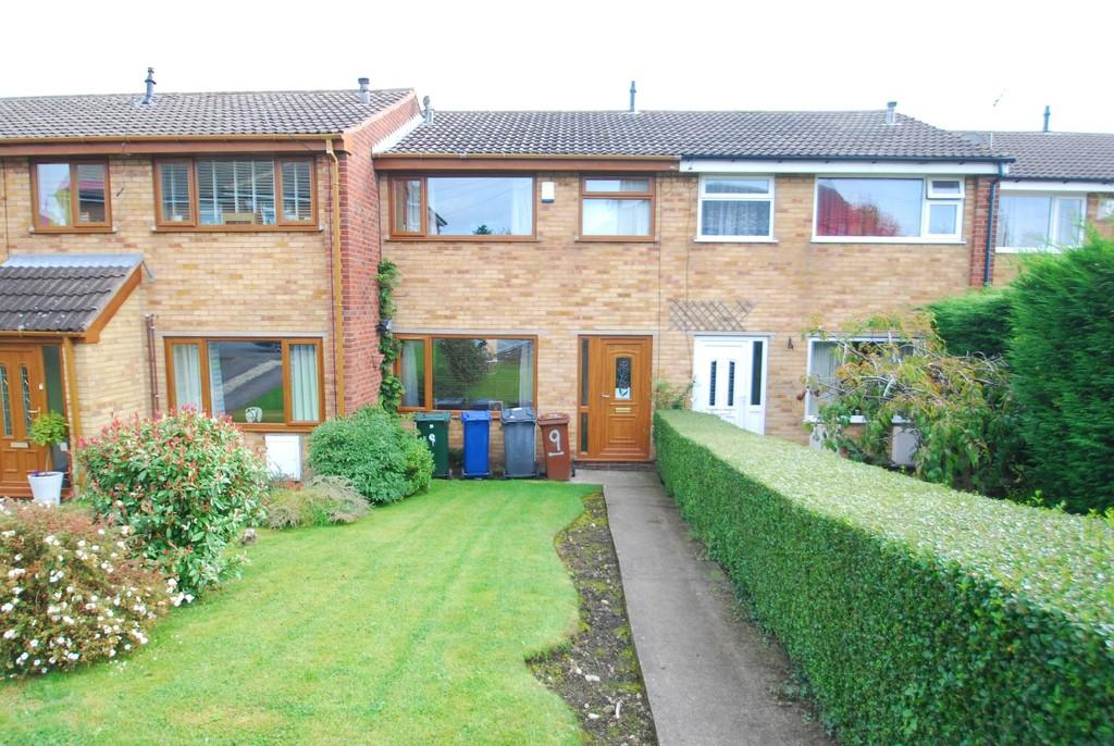 3 Bedrooms Terraced House for sale in Glendale Close, Barnsley S75
