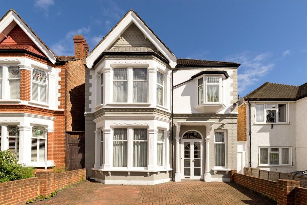 5 Bedrooms Semi Detached House for sale in Fontaine Road, Streatham, London, SW16