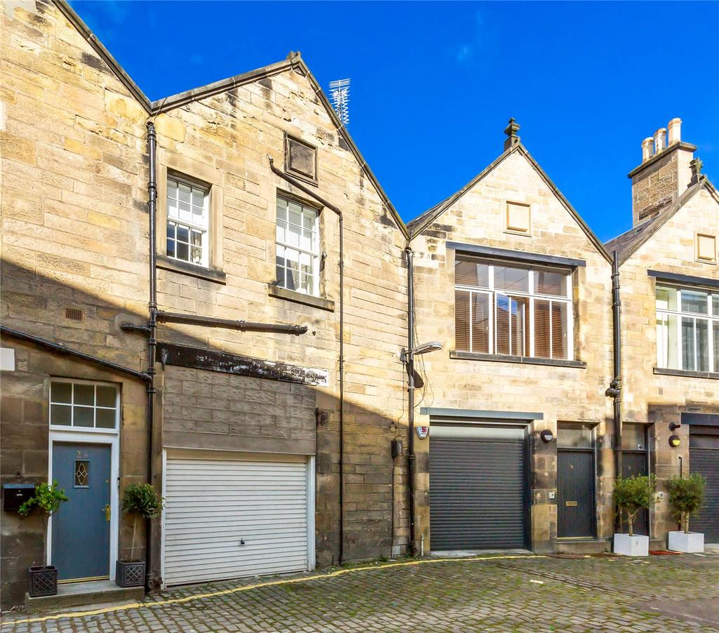 1 Bedroom Mews House for sale in 2A Canning Street Lane, Edinburgh, EH3
