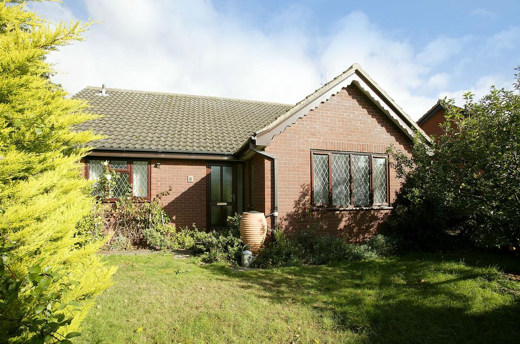 2 Bedrooms Detached Bungalow for sale in Sidell Close, Cringleford