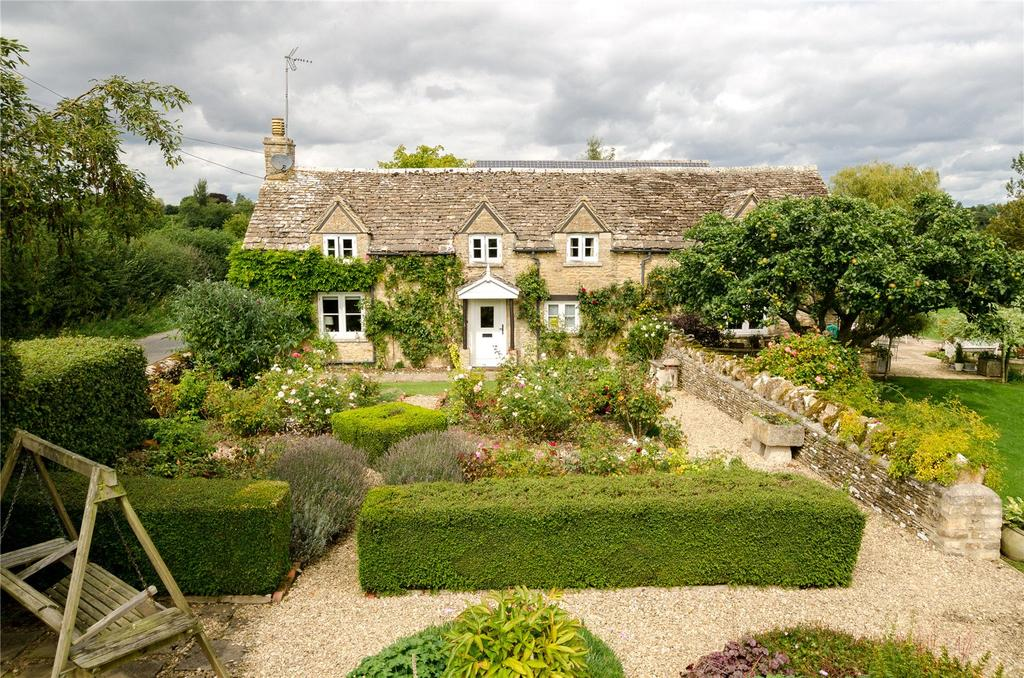 5 Bedrooms Detached House for sale in Waterton Lane, Ampney Crucis, Cirencester, Gloucestershire, GL7