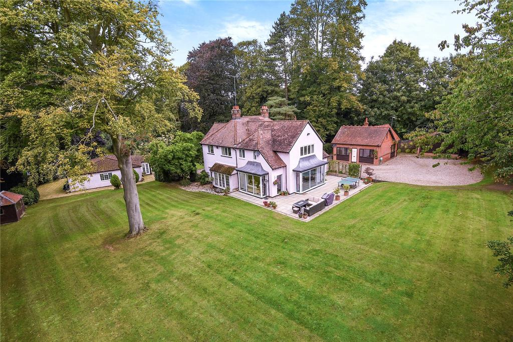 6 Bedrooms Unique Property for sale in Sawbridgeworth Road, Little Hallingbury, Bishop's Stortford, Hertfordshire, CM22