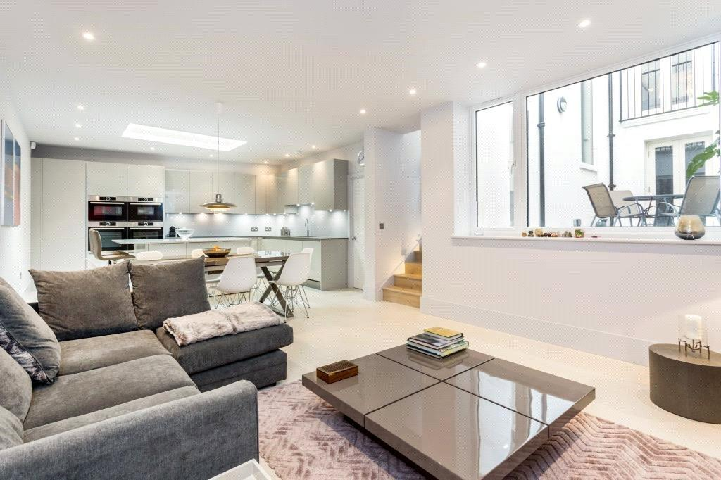 5 Bedrooms End Of Terrace House for sale in St. Pancras Way, Camden, London, NW1