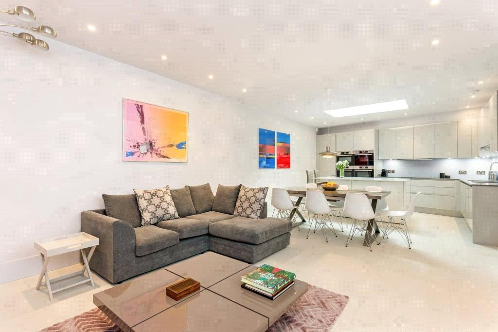 5 Bedrooms End Of Terrace House for sale in St Pancras Way, London, NW1