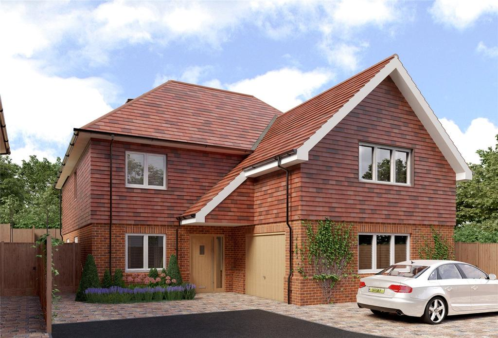 5 Bedrooms Detached House for sale in Longwood Close, Winchester, Hampshire, SO22
