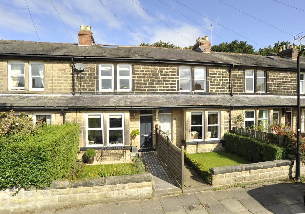 3 Bedrooms Terraced House for sale in Plantation Terrace, Harrogate