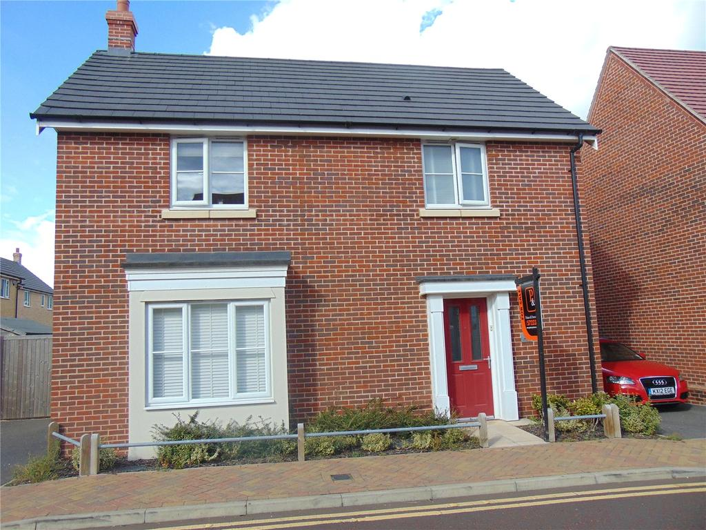 3 Bedrooms Detached House for sale in 31 Saw Mill Road, Colchester, CO1
