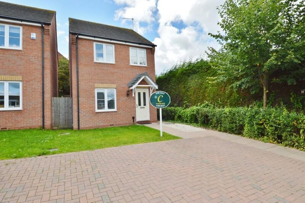 3 Bedrooms Detached House for sale in Brereton Road, Rugeley