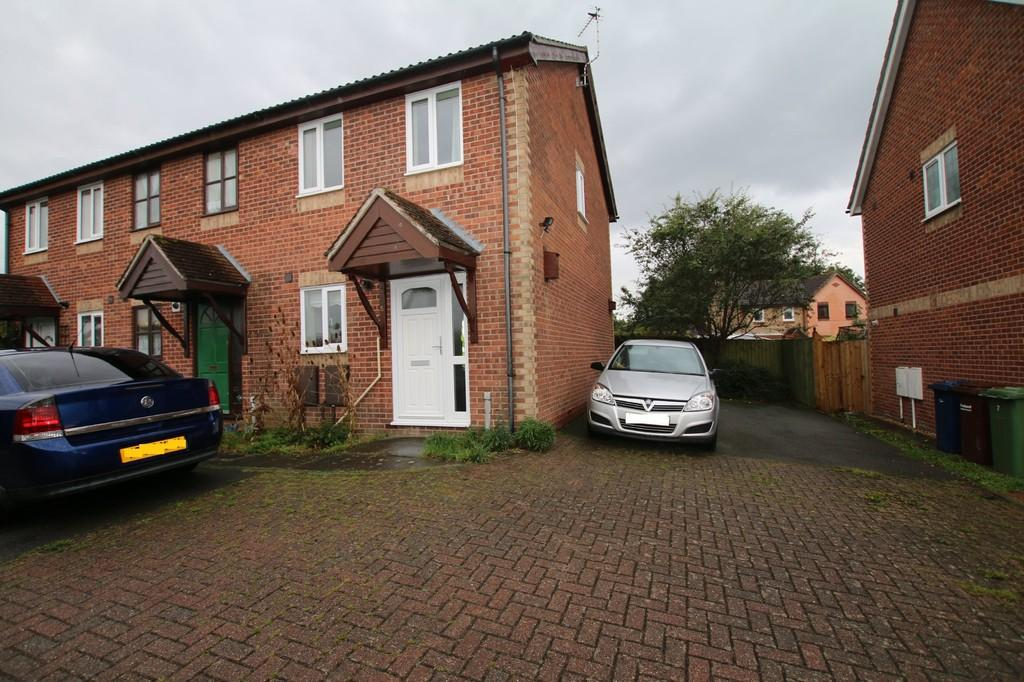 2 Bedrooms End Of Terrace House for sale in Gull Way, Chatteris