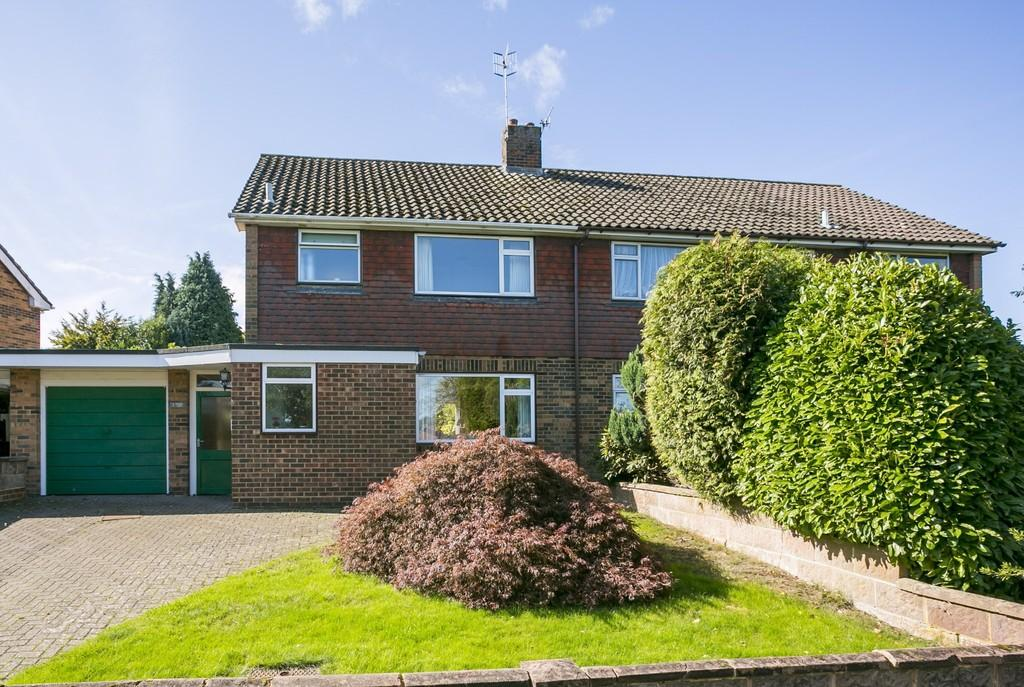 3 Bedrooms Semi Detached House for sale in Tunbridge Wells